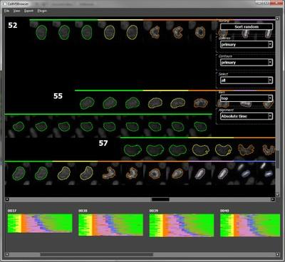 CellH5Browser screenshot